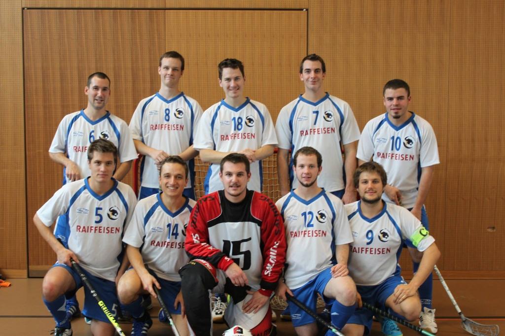 Equipe Unihockey Penthaz